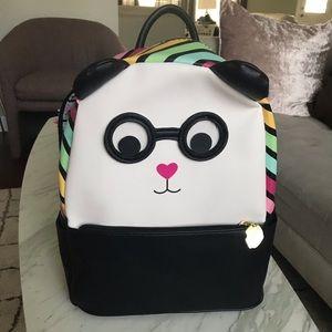 Betsey Johnson Rainbow Backpack NEW